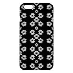 Dark Floral iPhone 6 Plus/6S Plus TPU Case