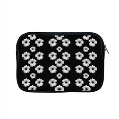 Dark Floral Apple MacBook Pro 15  Zipper Case