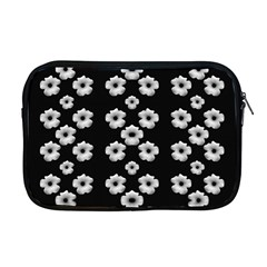 Dark Floral Apple MacBook Pro 17  Zipper Case