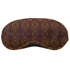 Aztec Pattern Sleeping Masks