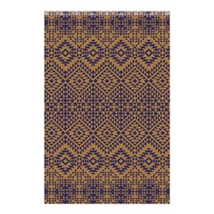 Aztec Pattern Shower Curtain 48  X 72  (small)
