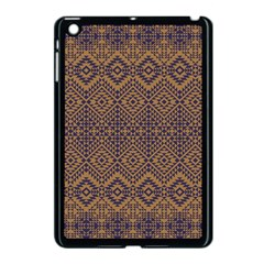 Aztec Pattern Apple Ipad Mini Case (black)
