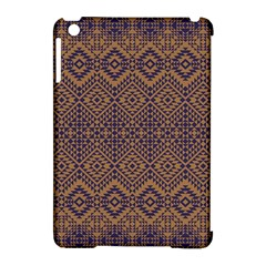Aztec Pattern Apple Ipad Mini Hardshell Case (compatible With Smart Cover)