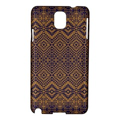 Aztec Pattern Samsung Galaxy Note 3 N9005 Hardshell Case