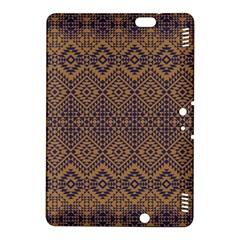 Aztec Pattern Kindle Fire Hdx 8 9  Hardshell Case