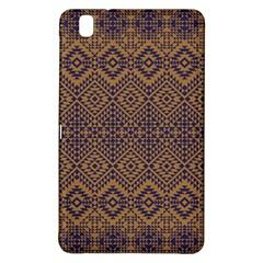 Aztec Pattern Samsung Galaxy Tab Pro 8 4 Hardshell Case