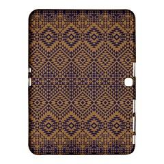 Aztec Pattern Samsung Galaxy Tab 4 (10 1 ) Hardshell Case