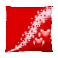 Background Banner Congratulation Standard Cushion Case (two Sides)