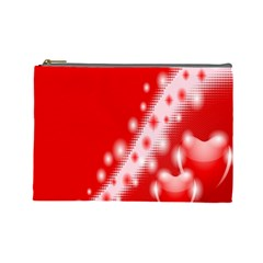 Background Banner Congratulation Cosmetic Bag (large)