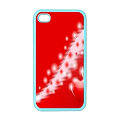 Background Banner Congratulation Apple Iphone 4 Case (color)