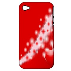 Background Banner Congratulation Apple Iphone 4/4s Hardshell Case (pc+silicone)