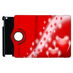 Background Banner Congratulation Apple Ipad 2 Flip 360 Case