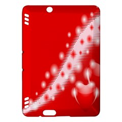 Background Banner Congratulation Kindle Fire Hdx Hardshell Case