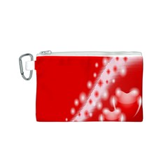 Background Banner Congratulation Canvas Cosmetic Bag (s)