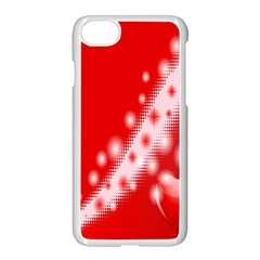 Background Banner Congratulation Apple Iphone 7 Seamless Case (white)