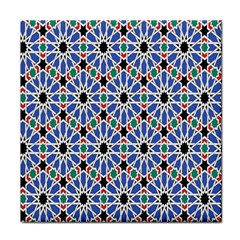 Background Pattern Geometric Tile Coasters
