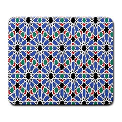Background Pattern Geometric Large Mousepads