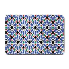 Background Pattern Geometric Small Doormat