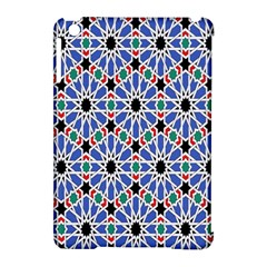 Background Pattern Geometric Apple Ipad Mini Hardshell Case (compatible With Smart Cover)