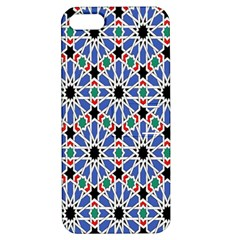 Background Pattern Geometric Apple Iphone 5 Hardshell Case With Stand