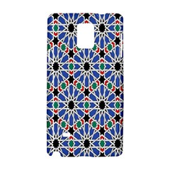 Background Pattern Geometric Samsung Galaxy Note 4 Hardshell Case