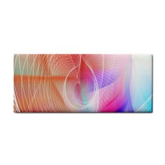 Background Nebulous Fog Rings Cosmetic Storage Cases