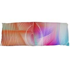 Background Nebulous Fog Rings Body Pillow Case Dakimakura (two Sides)