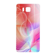 Background Nebulous Fog Rings Samsung Galaxy Alpha Hardshell Back Case