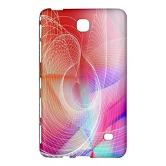 Background Nebulous Fog Rings Samsung Galaxy Tab 4 (7 ) Hardshell Case