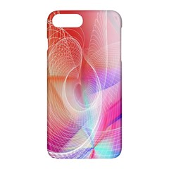 Background Nebulous Fog Rings Apple Iphone 7 Plus Hardshell Case