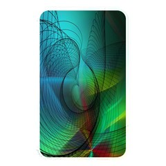 Background Nebulous Fog Rings Memory Card Reader