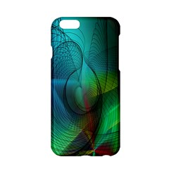 Background Nebulous Fog Rings Apple Iphone 6/6s Hardshell Case