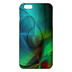 Background Nebulous Fog Rings iPhone 6 Plus/6S Plus TPU Case