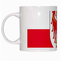 Flag of South Tyrol White Mugs