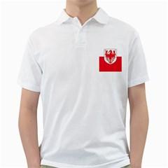 Flag of South Tyrol Golf Shirts