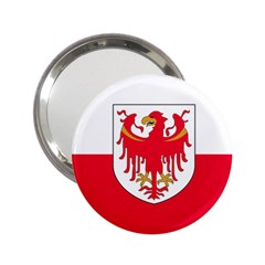 Flag of South Tyrol 2.25  Handbag Mirrors