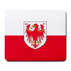 Flag of South Tyrol Large Mousepads