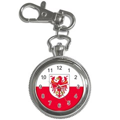 Flag of South Tyrol Key Chain Watches
