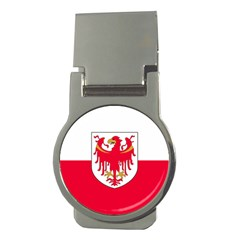 Flag of South Tyrol Money Clips (Round)