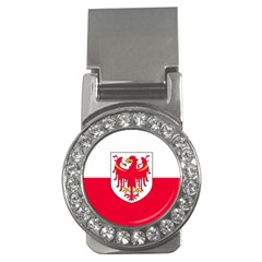 Flag of South Tyrol Money Clips (CZ)