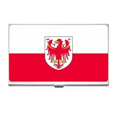 Flag of South Tyrol Business Card Holders
