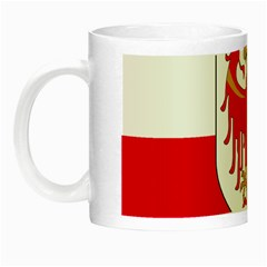 Flag of South Tyrol Night Luminous Mugs