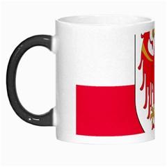 Flag of South Tyrol Morph Mugs