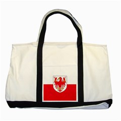 Flag of South Tyrol Two Tone Tote Bag