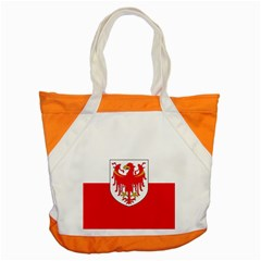 Flag of South Tyrol Accent Tote Bag