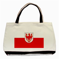Flag of South Tyrol Basic Tote Bag (Two Sides)
