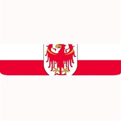 Flag of South Tyrol Large Bar Mats