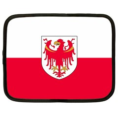 Flag of South Tyrol Netbook Case (Large)