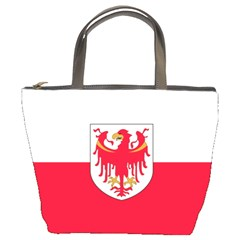 Flag of South Tyrol Bucket Bags