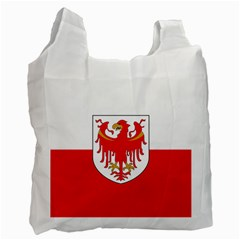 Flag of South Tyrol Recycle Bag (One Side)